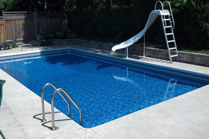 Pool Liners, covers and maintenance