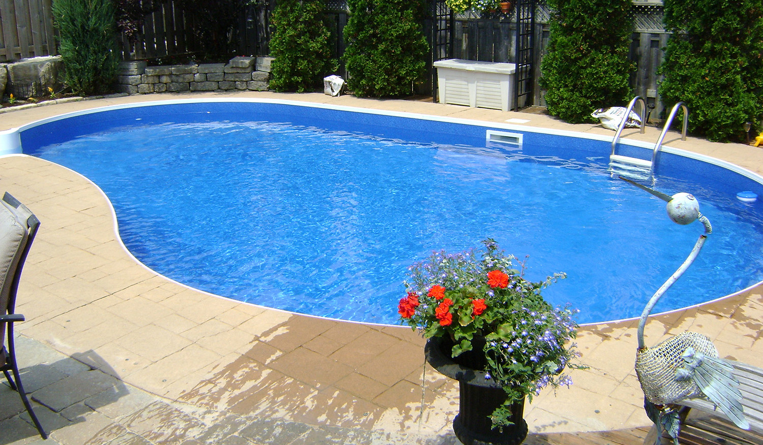 Pool services fisher pools - Swimming pools in hamilton ontario ...